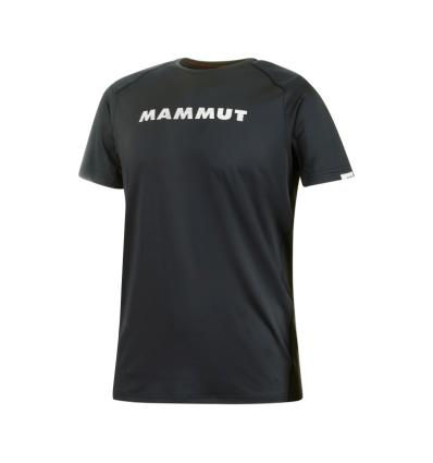Mammut Splide Logo T-Shirt Men EU M / black
