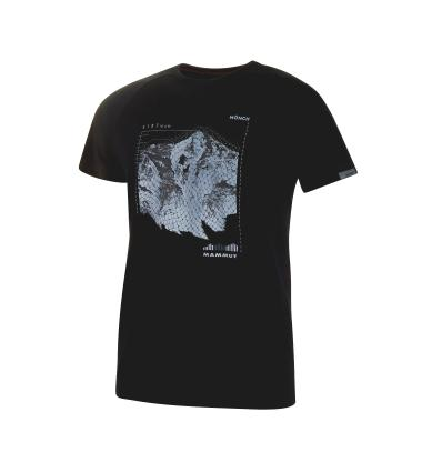 Mammut Trovat T-Shirt Men L / black PRT4