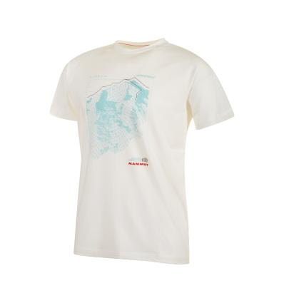 Mammut Mountain T-Shirt EU M / BRIGHT WHITE PRT2