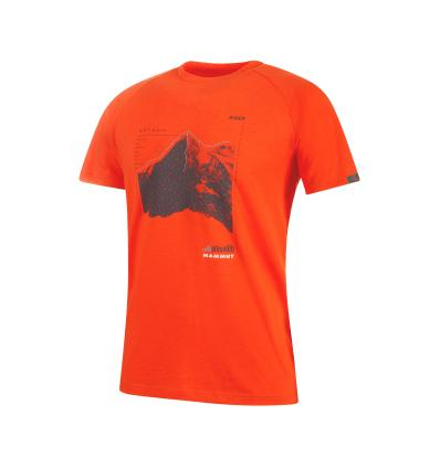 Mammut Trovat T-Shirt Men XL / zion PRT1