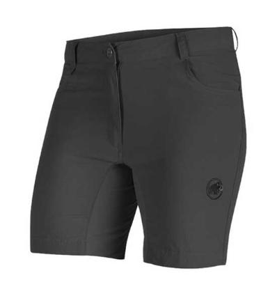 Kraťasy Mammut Runbold Light Shorts Wmn EU 34 /Graphite