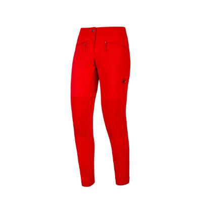 Mammut Pordoi SO Pants Women EU 38, magma