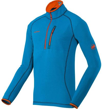 Mammut, Eiswand Zip Pull Light Men, EU XL : cyan