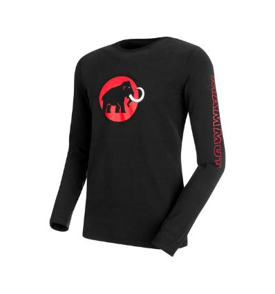 Mammut, Snow Longsleeve Men, EU M, black