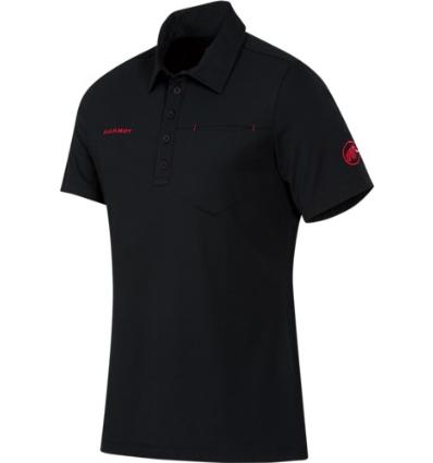 Mammut, Trovat Tour Polo Men, EU M, black
