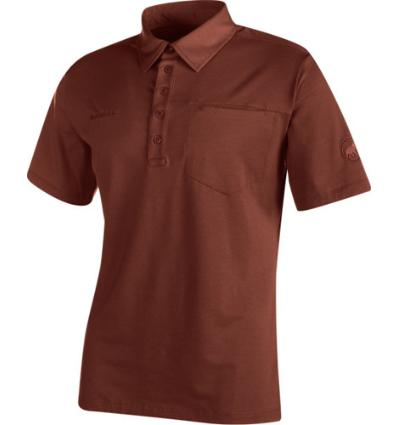 Mammut, Trovat Tour Polo Men, EU XL, maroon