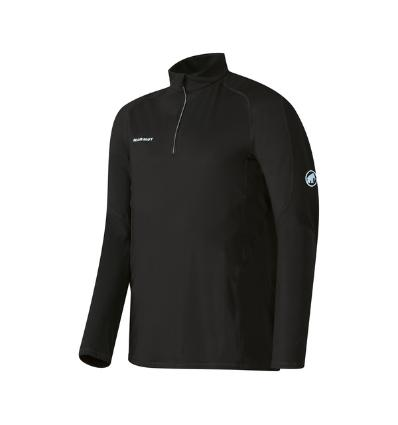 Mammut, MTR 141 Thermo Longsleeve Zip Men, EU L, graphite