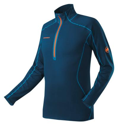 Mammut, Moench Longsleeve Men, EU XXL : orion