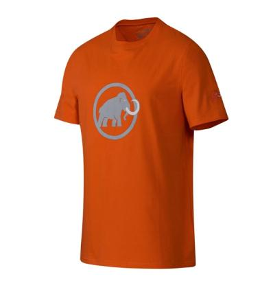 Mammut, Mammut Logo T-shirt Men, EU L, dark orange