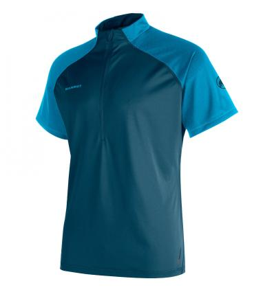 Mammut, Atacazo Light Zip T-shirt, EU M, orion-atlantic