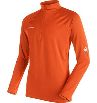 Mammut, MTR 141 Half Zip Longsleeve, EU M, dark orange