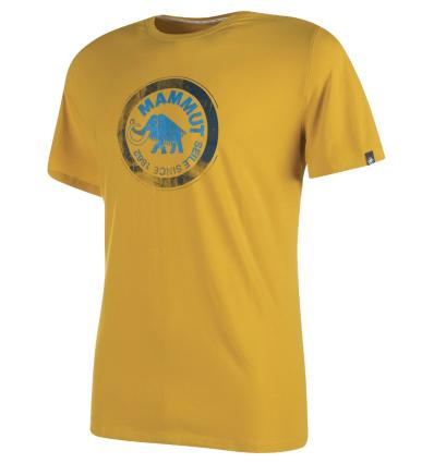 Mammut, Seile T-shirt Men, EU L, Yellowstone