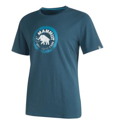 Mammut, Seile T-shirt Men, EU XL, Orion