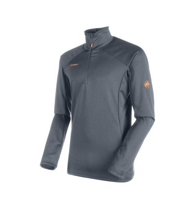 Mammut Moench Advanced Half Zip Longsleeve Men EU XL / storm