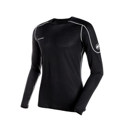 Mammut, Go Dry Longsleeve Men, EU XL, black