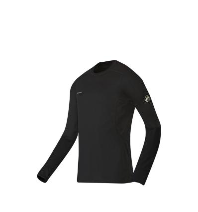 Mammut, Go Warm Longsleeve Men, EU XL, black