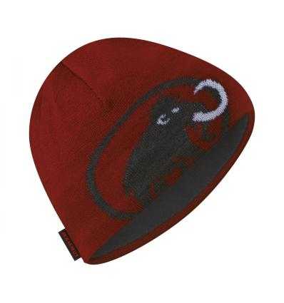 Mammut, Tweak Beanie, EU one size, maroon-graphite