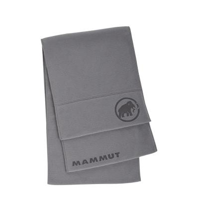 Mammut Fleece Scarf one size / titanium