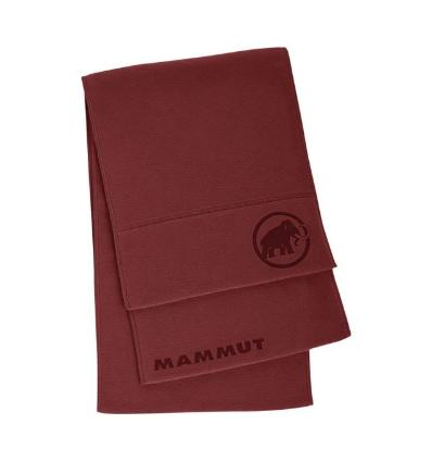 Mammut Fleece Scarf one size / merlot