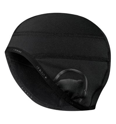 Mammut, Power Stretch Helm Cap, EU children, black