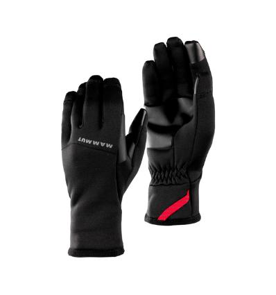 rukavice, Mammut, Fleece Pro Glove, EU 7 - black
