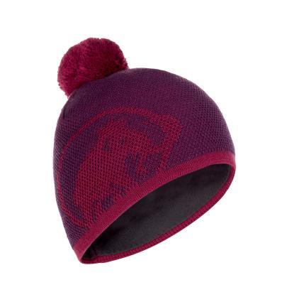 Mammut Snow Beanie one size / grape-beet