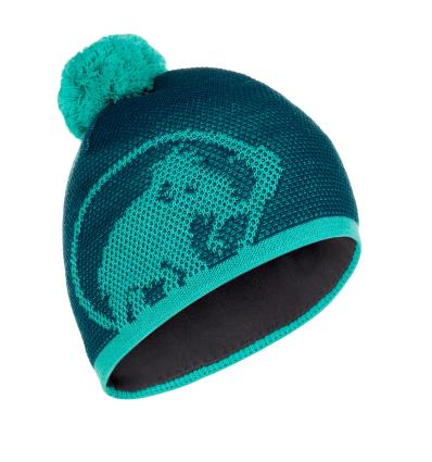 Mammut Snow Beanie one size / teal-atoll
