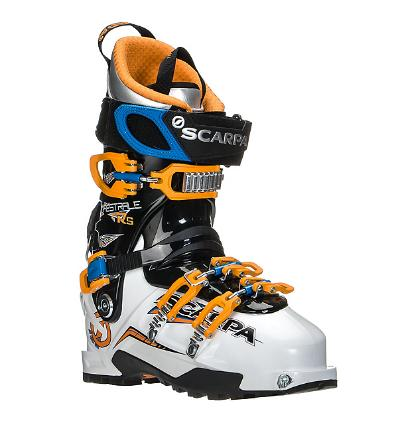 Scarpa Maestrale RS 29.0 / white-orange