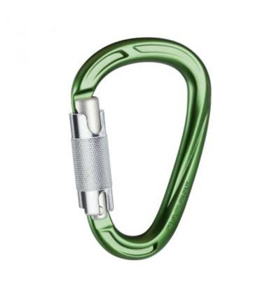 Mammut Crag HMS Twistlock Plus one size, green