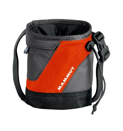 Mammut Ophir Chalk Bag one size/ dark orange-titanium