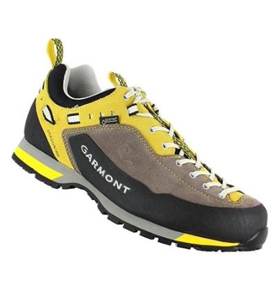 GARMONT Dragontail LT GTX UK 13 / Anthracite/Yellow
