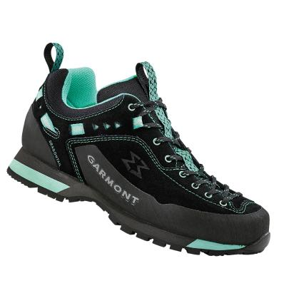 GARMONT Dragontail LT GTX WMS UK 5 / black/light green
