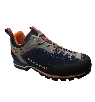 Obuv GARMONT Dragontail MNT UK 9,5 / Dark blue/Orange