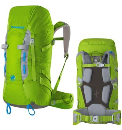 Mammut, Trea Element, 35L basilic-iron