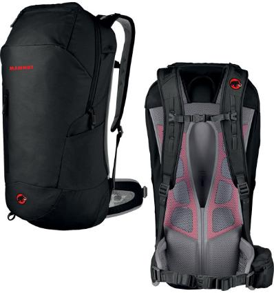 Mammut, Creon Zip, 30L  black
