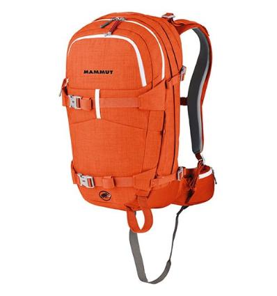 Mammut, Ride on R.A.S., 22L dark orange-white