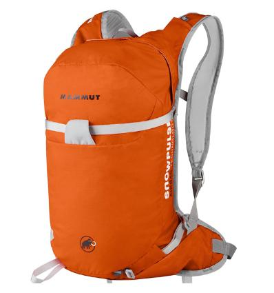 Mammut, Ultralight R.A.S., 20L dark orange