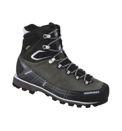 OBUV Mammut Kento High GTX Wmn UK 5 / graphite-black