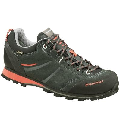 Mammut, Wall Guide Low GTX Wmn, UK 7, graphite barberry