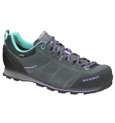 Mammut, Wall Guide Low GTX Wmn, UK 6, graphite levander
