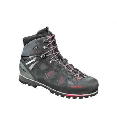 Mammut, Ayako High GTX Men, UK 11, graphite inferno