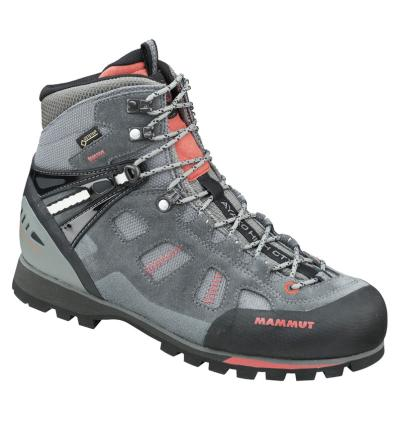 Mammut, Ayako High GTX wmn, UK 6, grey dark barberry