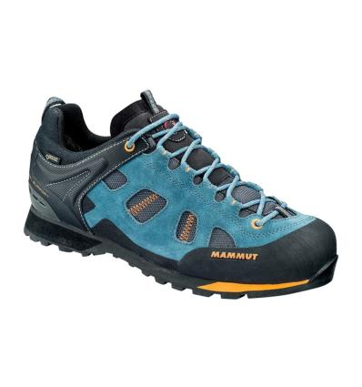 Mammut Ayako low GTX UK 10,5: dark cloud dark radiant
