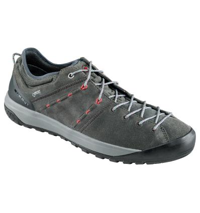 Obuv Mammut Hueco Low GTX Men UK 8: graphite -magma