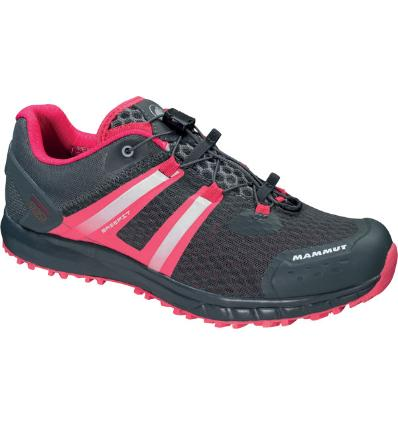 Mammut MTR 201- II Low UK 5, graphite-light carmine