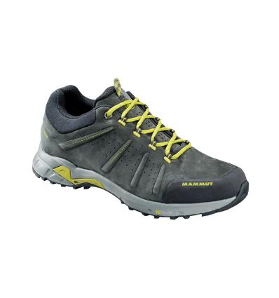 Obuv Mammut Convey low GTX UK 7,5: graphite dark citron