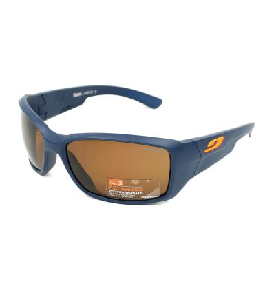 Julbo, Whoops Polarized 3, Mat Blue