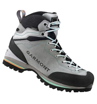 GARMONT Ascent GTX Wmn UK - 6 Light Grey/ Light Green
