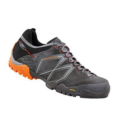 Obuv GARMONT Sticky Stone GTX UK 10: dark grey orange