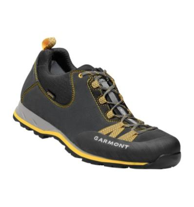 GARMONT, Mysic low II GTX, UK 11, dark grey yellow